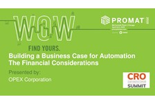 The Business Case for Automation: The Financial Considerations