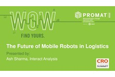The Future of Mobile Robots in Logistics
