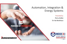 Automation, Integration & Energy Systems