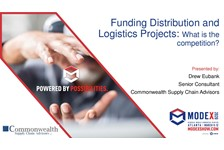 Funding Distribution and Logistics Projects: What is the competition?