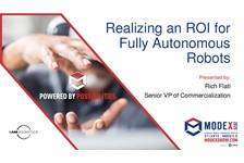 Realizing an ROI for Fully Autonomous Robots