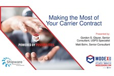 ???Making the Most of Your Small Parcel Contract: Expert Strategies to Cut Costs 5-25%???