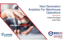 Next Generation Analytics For Warehouse Operations