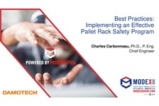 Best Practices in Implementing an Effective Pallet Rack Safety Program