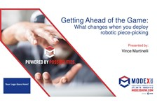 Getting ahead of the game: What changes when you deploy robotic piece-picking