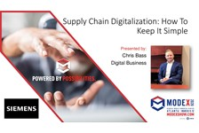 Supply Chain Digitalization: How to Keep It Simple
