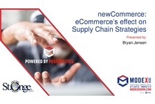 newCommerce: E-commerces effect on Network, Facility Design and Real Estate Strategies