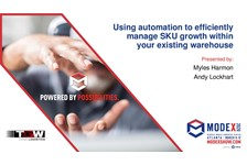 Using automation to efficiently manage SKU growth within your existing warehouse