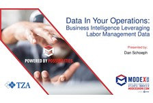 Data in Your Operations: Business Intelligence Leveraging Labor Management Data