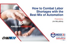 How to Combat Labor Shortages with the Best Mix of Automation