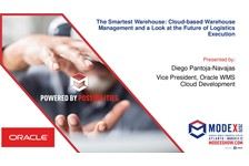 The Smartest Warehouse: Cloud-based Warehouse Management And A Look At the Future of Logistics Execution