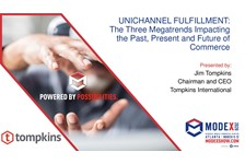 UNICHANNEL FULFILLMENT: The Three Megatrends Impacting the Past, Present and Future of Commerce