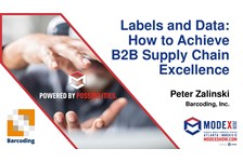 Labels and Data: How to Achieve B2B Supply Chain Excellence