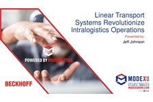 Linear transport systems revolutionize intralogistics operations