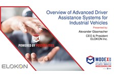 Overview of Advanced Driver-Assistance Systems for Industrial Vehicles