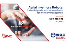 Aerial Inventory Robots: Industrial-Grade Autonomous Drones For Inventory Management