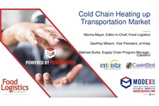 Cold Chain Heating Up Transportation Market