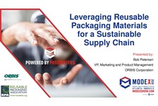 Leveraging Packaging Materials for a Sustainable Supply Chain
