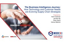 The Business Intelligence (BI) Journey: How Technology and Customer Needs are Evolving Supply Chain Strategies