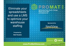Eliminate your spreadsheets and use a LMS to optimize ...