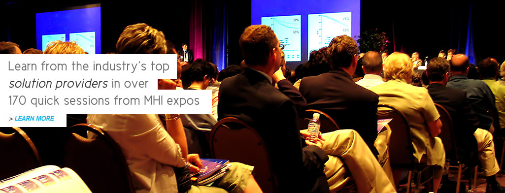 MHI Expo Ed Sessions