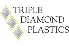 Image result for triple diamond plastics logo